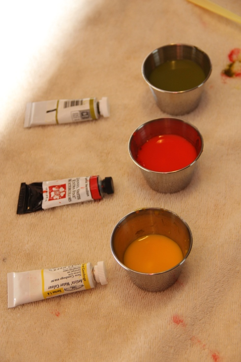 Helen Shideler - paint colors